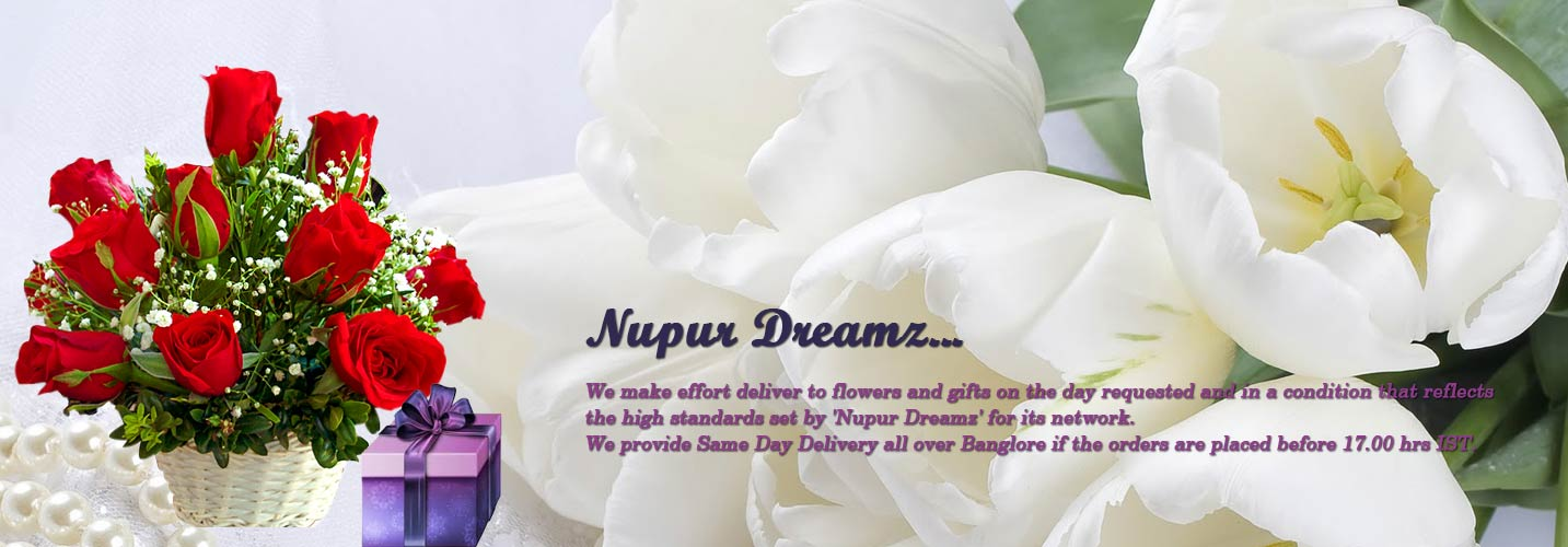 Welcome to Nupur Dreamz!